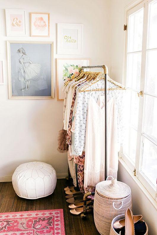 walk-in closet - идеи для гардероба. woman-delice.com