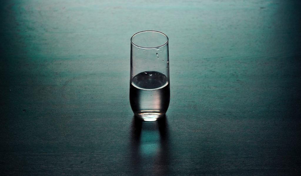 Концентрация внимания на воде